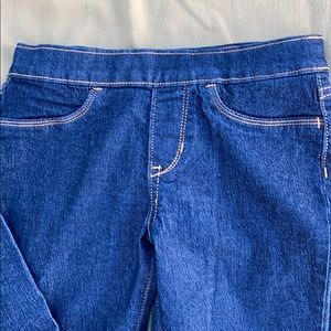 Old Navy Skinny Pull On Jean Size 10/12 Girls NWOT